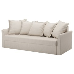 One Person Sofa Bed Keegan Table Beds Corner Futons Ikea Holmsund Three Seat Cover Made Of Extra Hard Wearing Polyester