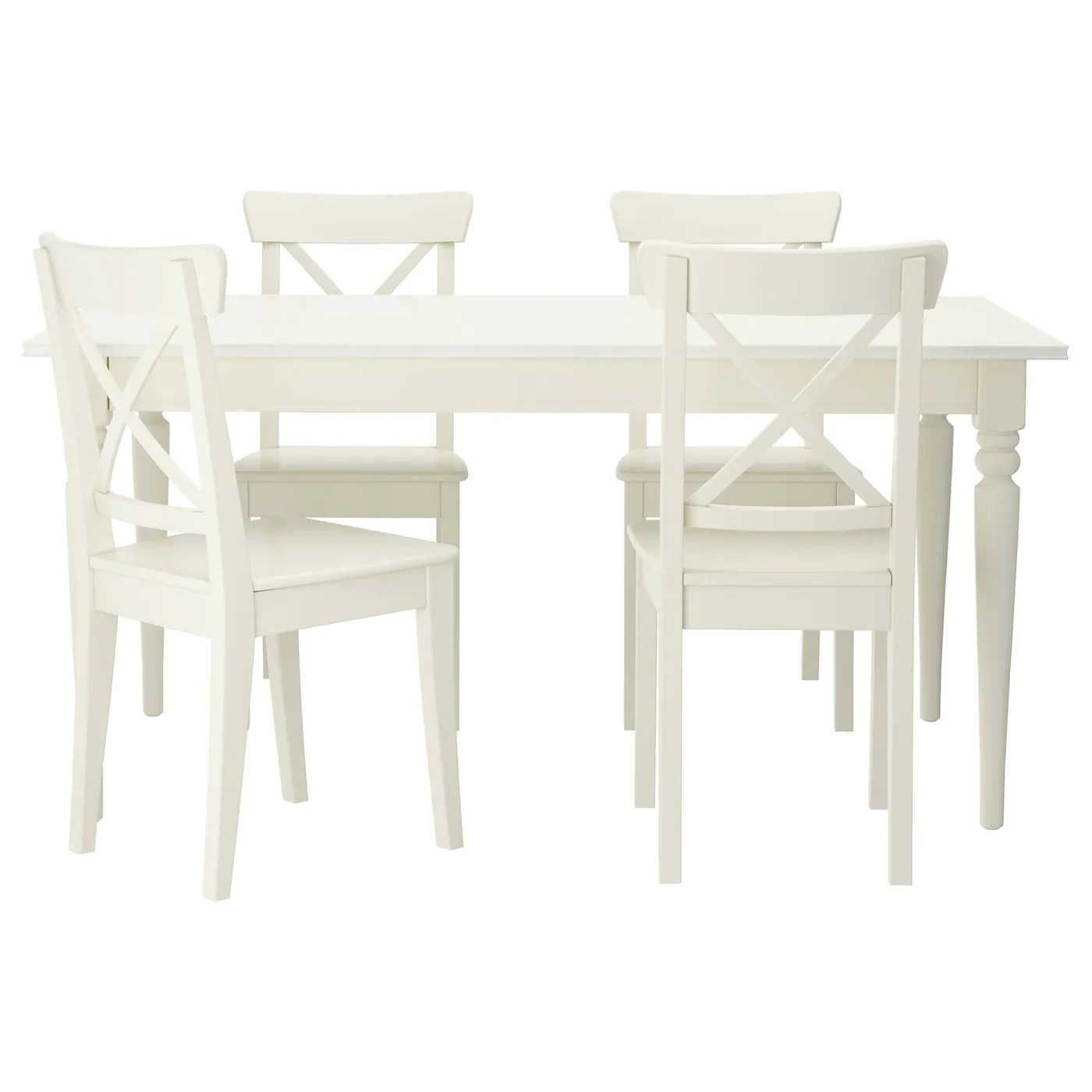 white kitchen table and chairs fire pit dining sets room ikea