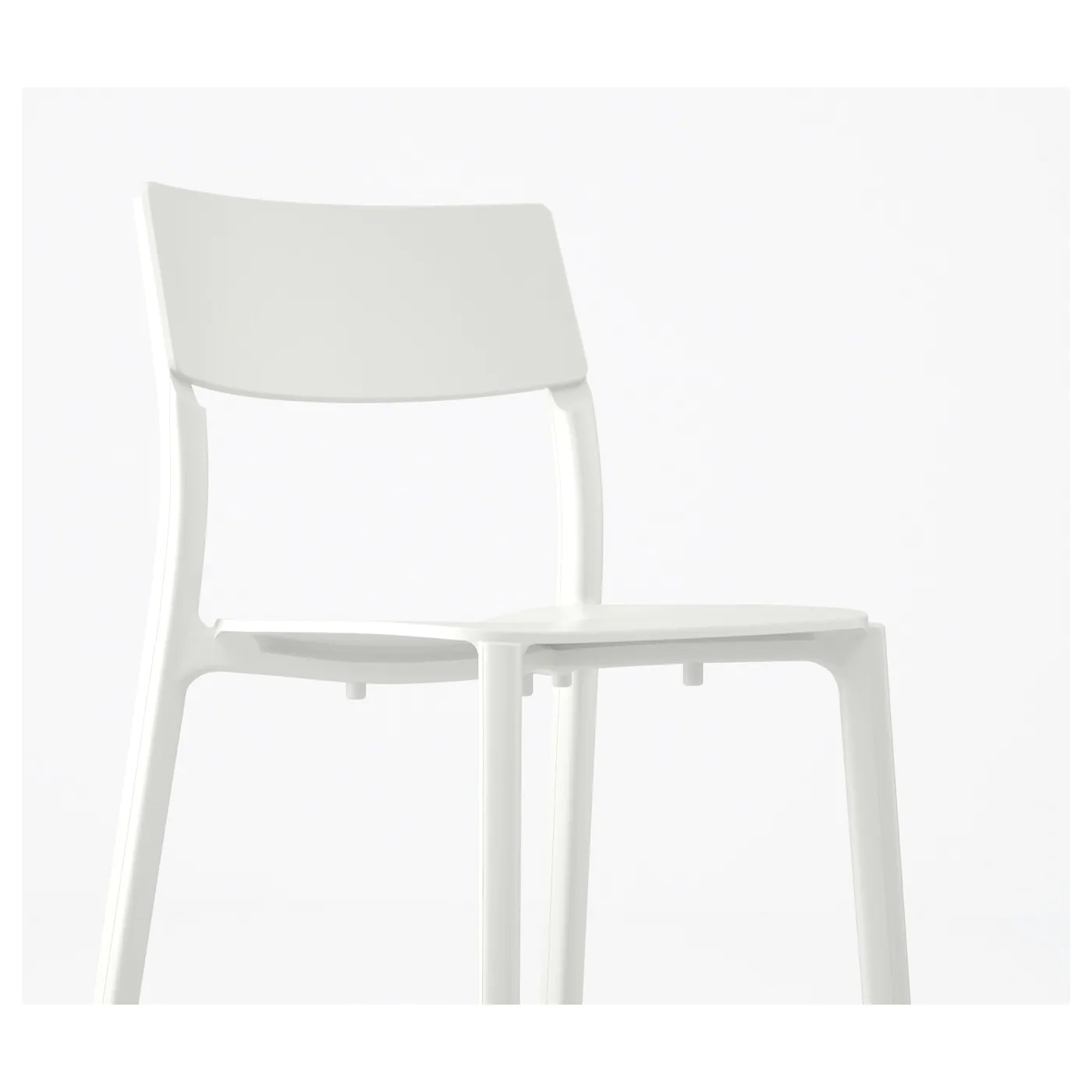 white chair ikea the best adirondack company janinge