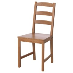 Ikea Wood Chairs Jokkmokk Chair Antique Stain