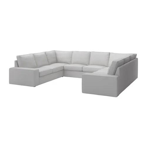 u sofa corner table online kivik shaped 6 seat ramna light grey ikea 10 year guarantee read about the