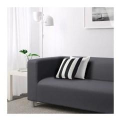 Ikea Red Sofa Covers Full Bed Sheet Set Klippan Two-seat Flackarp Grey -