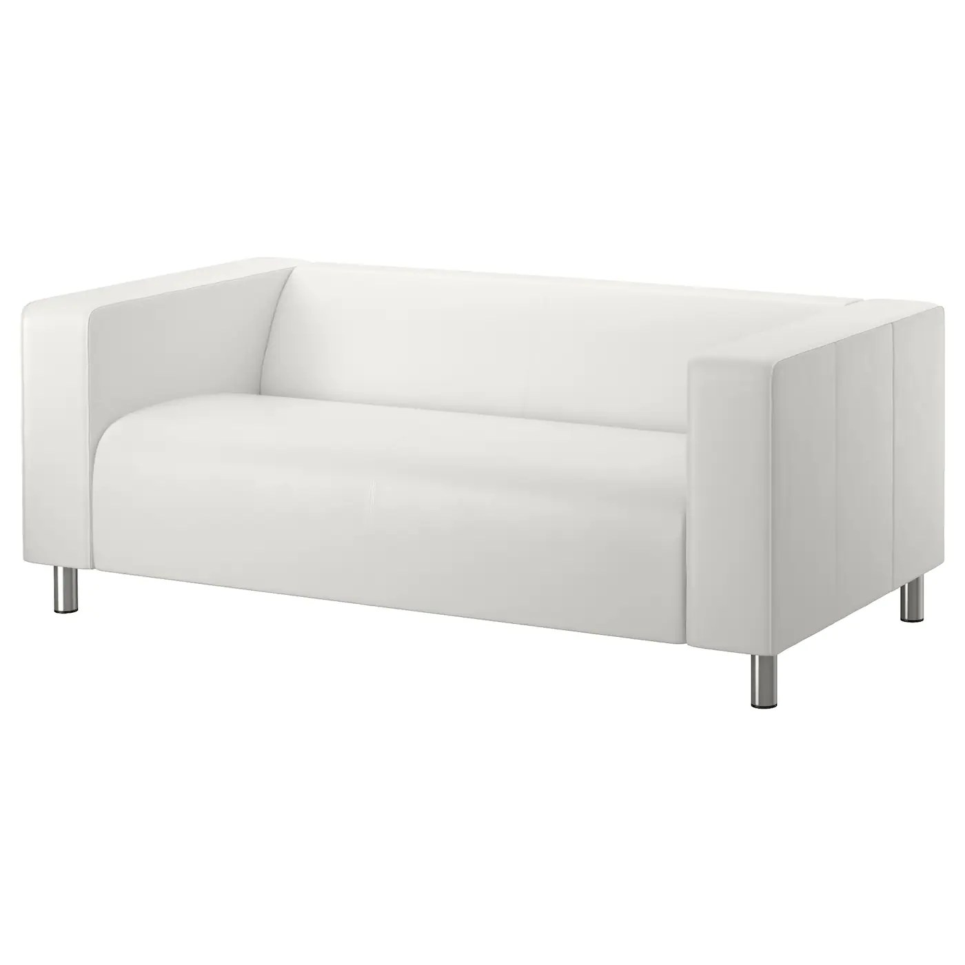 can you clean white leather sofas recliner and chairs klippan two seat sofa kimstad ikea