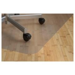 Office Chair Carpet Protector Cheap Pool Lounge Chairs Kolon Floor 120 X 100 Cm Ikea