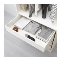 KOMPLEMENT Drawer White 100x58 cm - IKEA