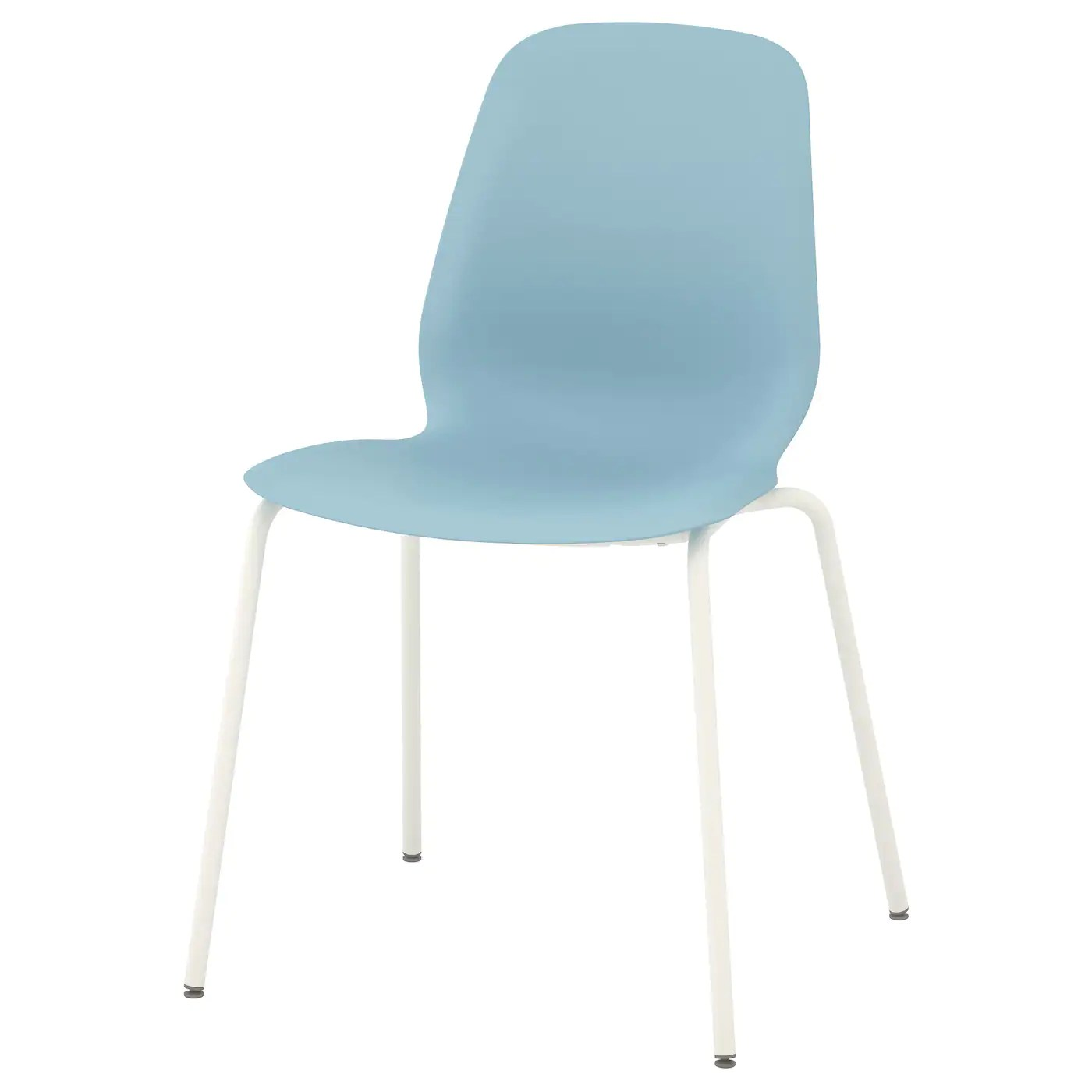 light blue desk chair bean bag kit leifarne broringe white ikea