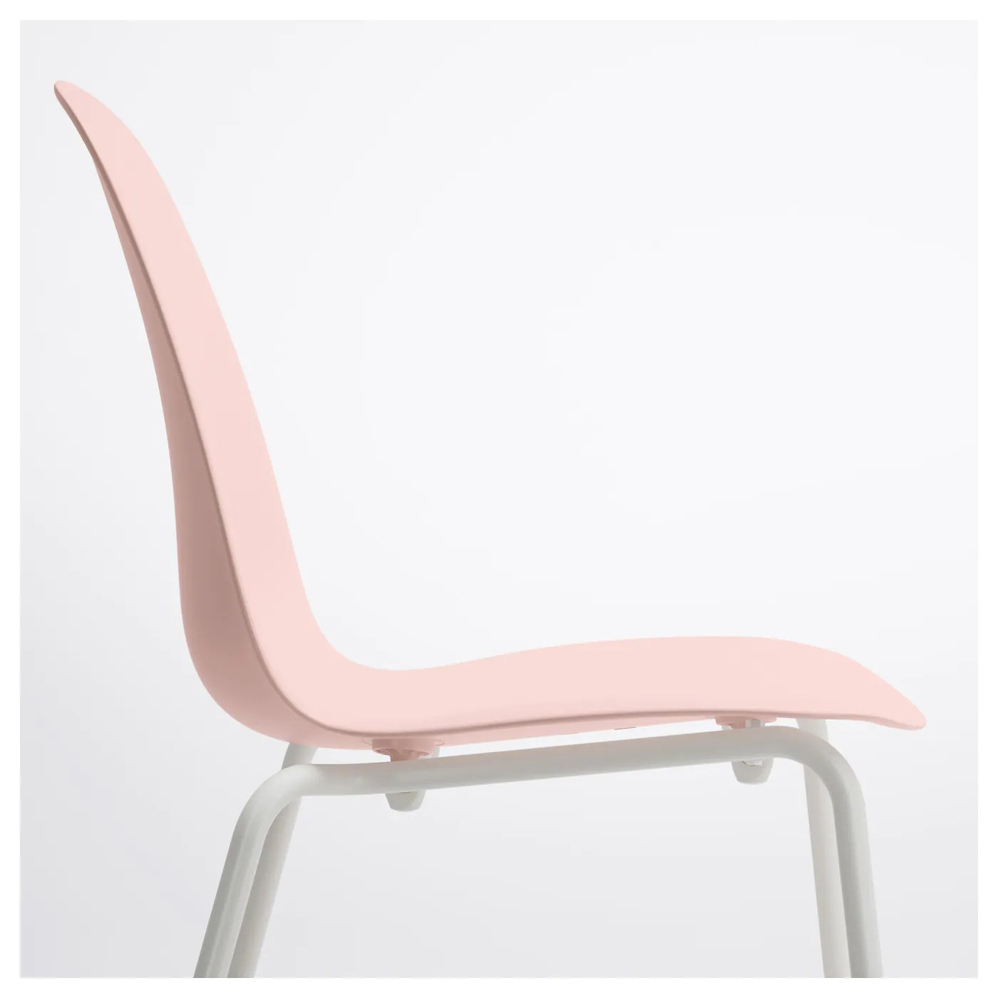 pale pink chair frozen table and set leifarne broringe white ikea