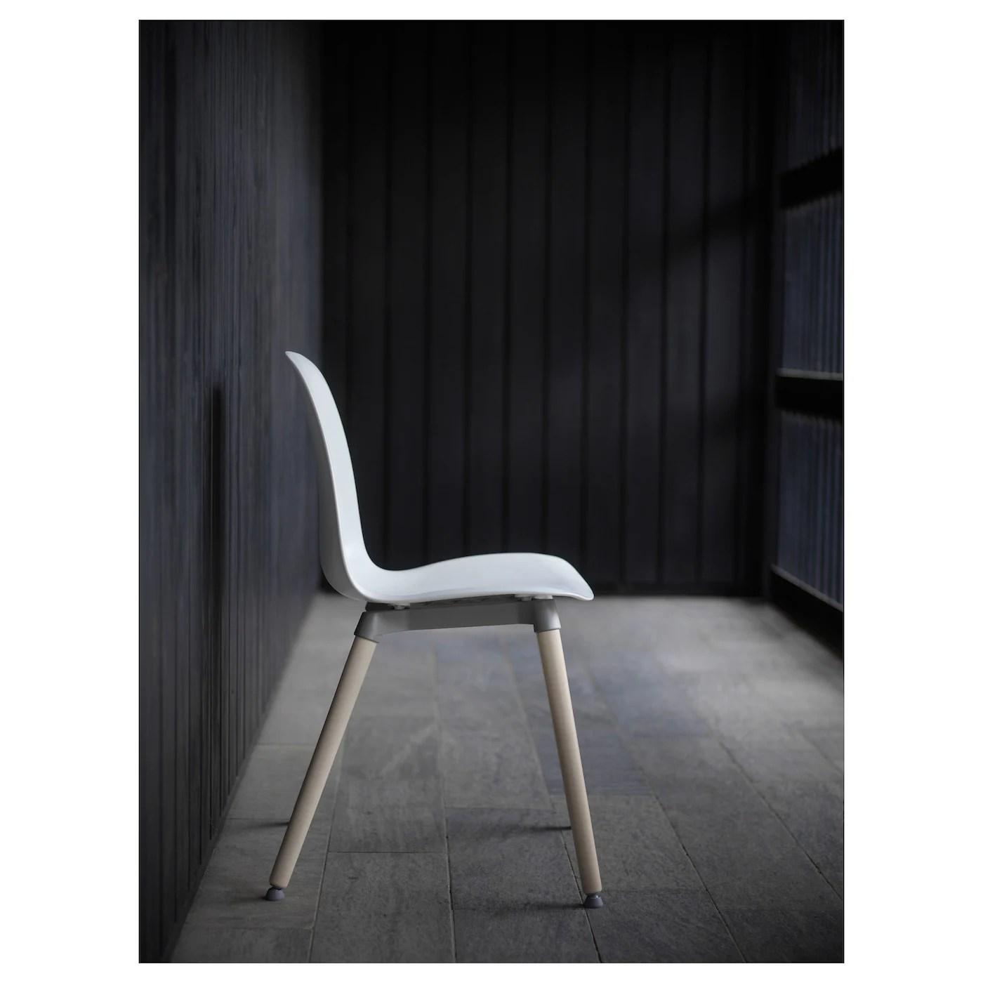 white chair ikea wood parts suppliers leifarne ernfrid birch
