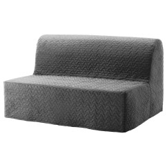 Lycksele Chair Bed Diy Wood Designs Murbo Two Seat Sofa Vallarum Grey Ikea