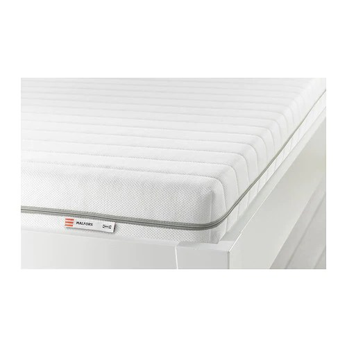 Ikea Malfors Foam Mattress Get All Over Support And Comfort With A Resilient