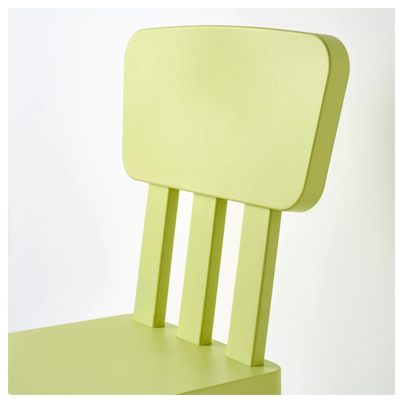 ikea childrens plastic table and chairs reupholster chair cushion with piping mammut children 39s in outdoor light green