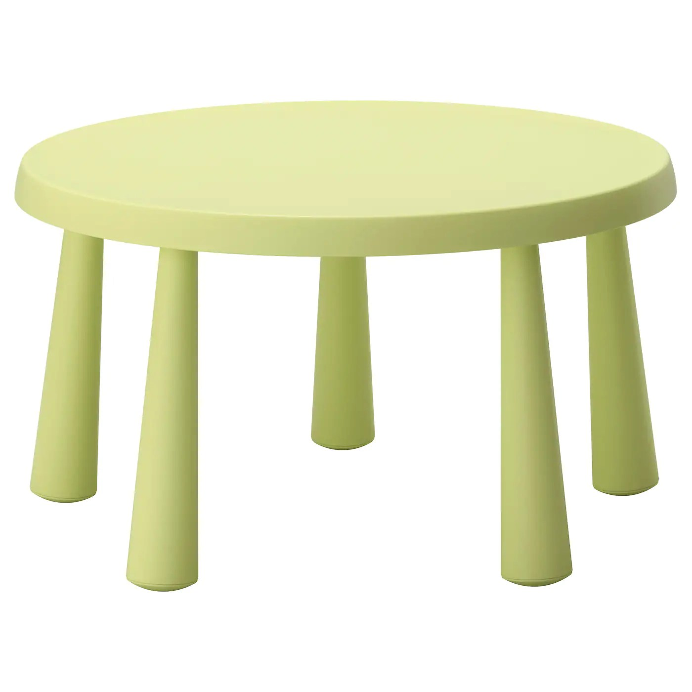 toddler table and chairs ikea damask accent chair mammut children 39s in outdoor light green 85 cm