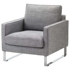 Ikea Arm Chairs Wicker Accent Mellby Armchair Isunda Grey