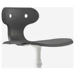 Desk Chair Ikea Kneeling Office Molte Grey