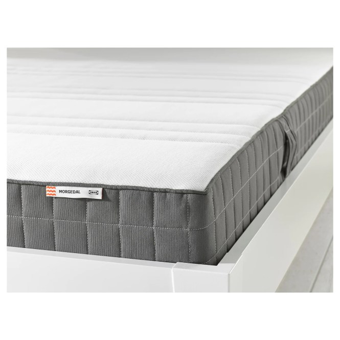 Ikea Morgedal Memory Foam Mattress A Generous Layer Of Soft Fillings Adds Support And Comfort