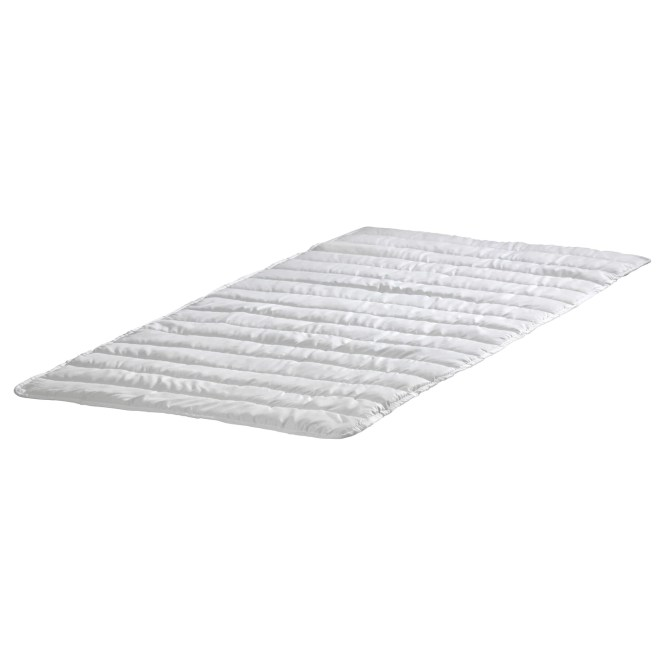 Ikea Nattlig Waterproof Mattress Protector The Inner Layer Protects