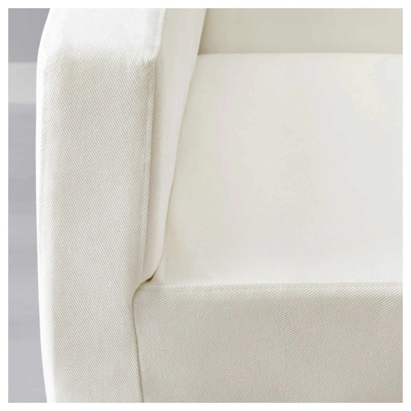 ikea nils chair covers uk revolving with armrests black blekinge white