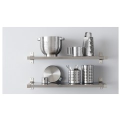 Kitchen Utensil Rack Liberty Cabinet Hardware Ordning Stainless Steel 18 Cm Ikea