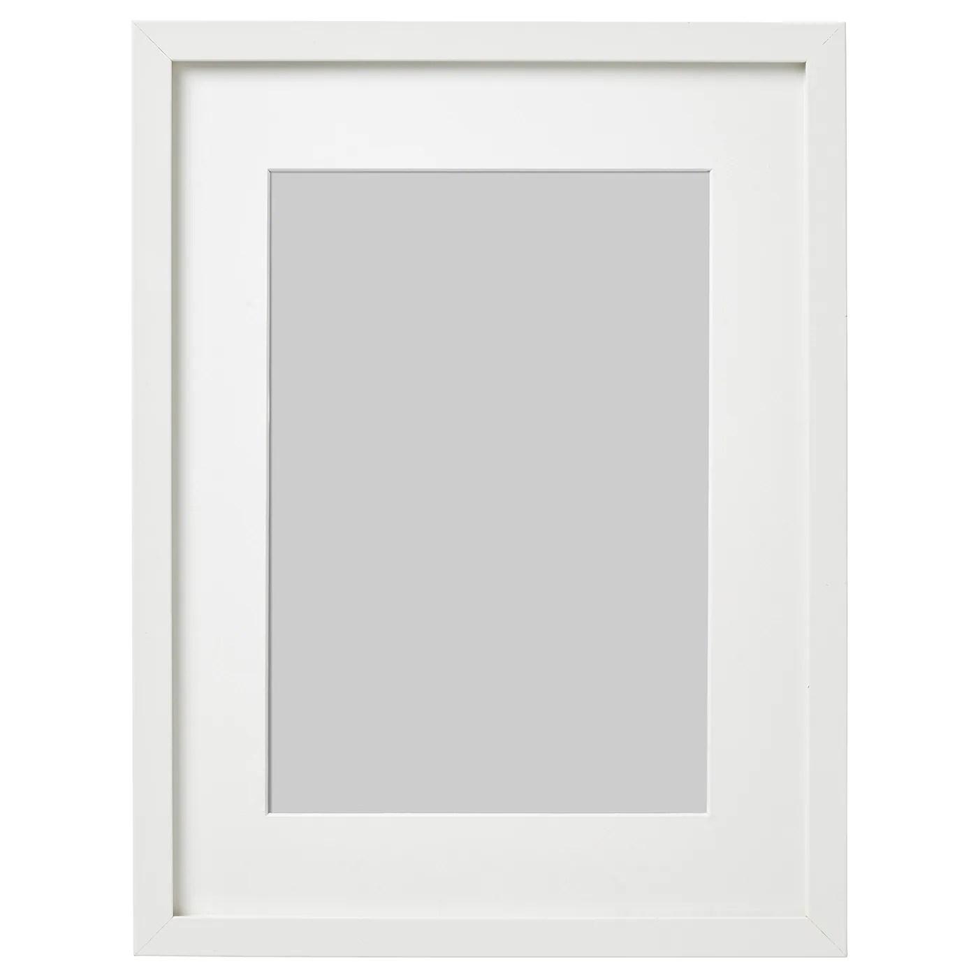 ribba frame white 30x40 cm