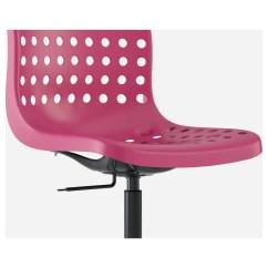 Pink Swivel Chair Pedicure Manufacturers SkÅlberg Sporren Black Ikea