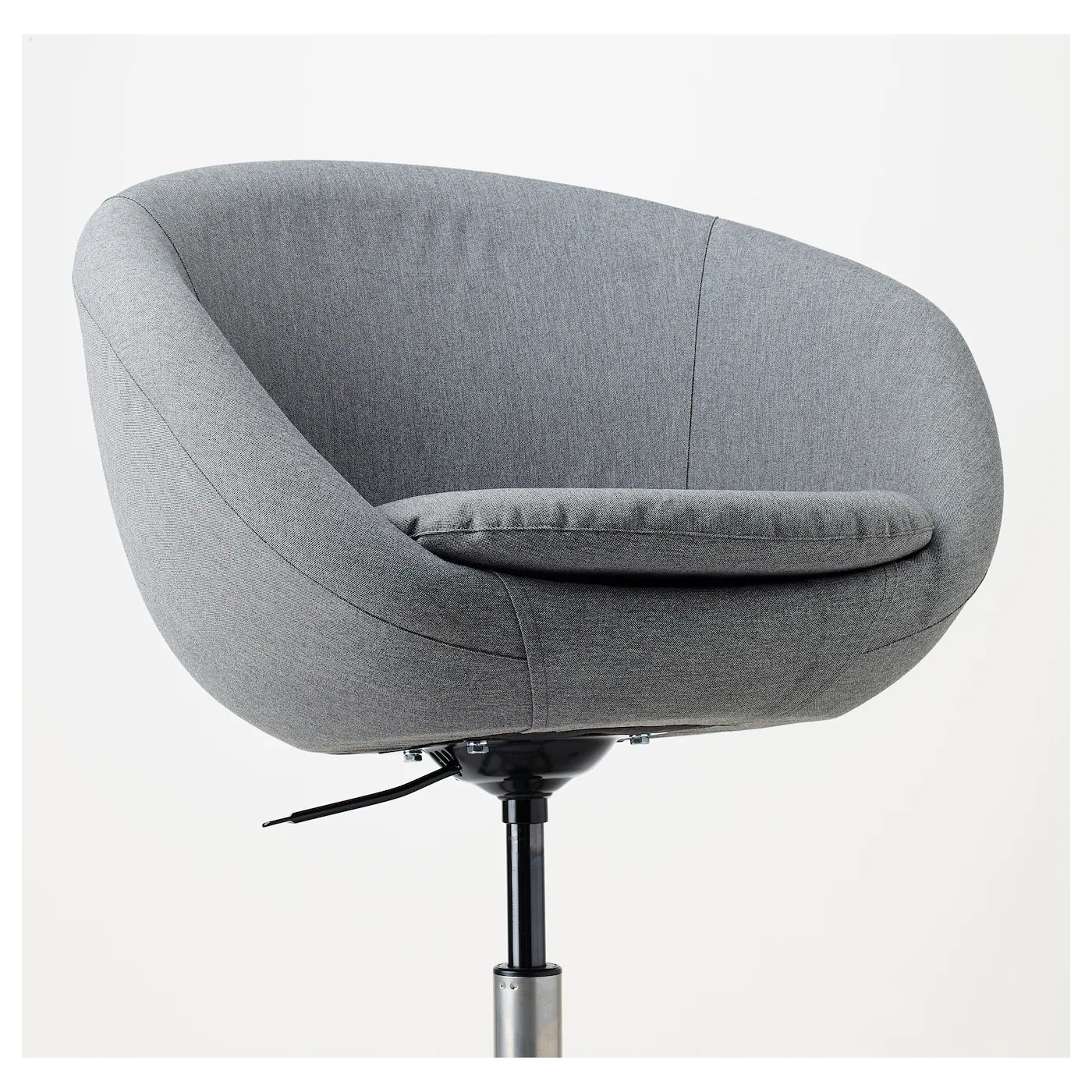 ikea swivel chair wedding covers loughborough skruvsta flackarp grey