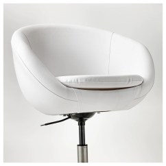 Ikea Office Chair White Amazon Bean Bag Chairs Skruvsta Swivel Idhult