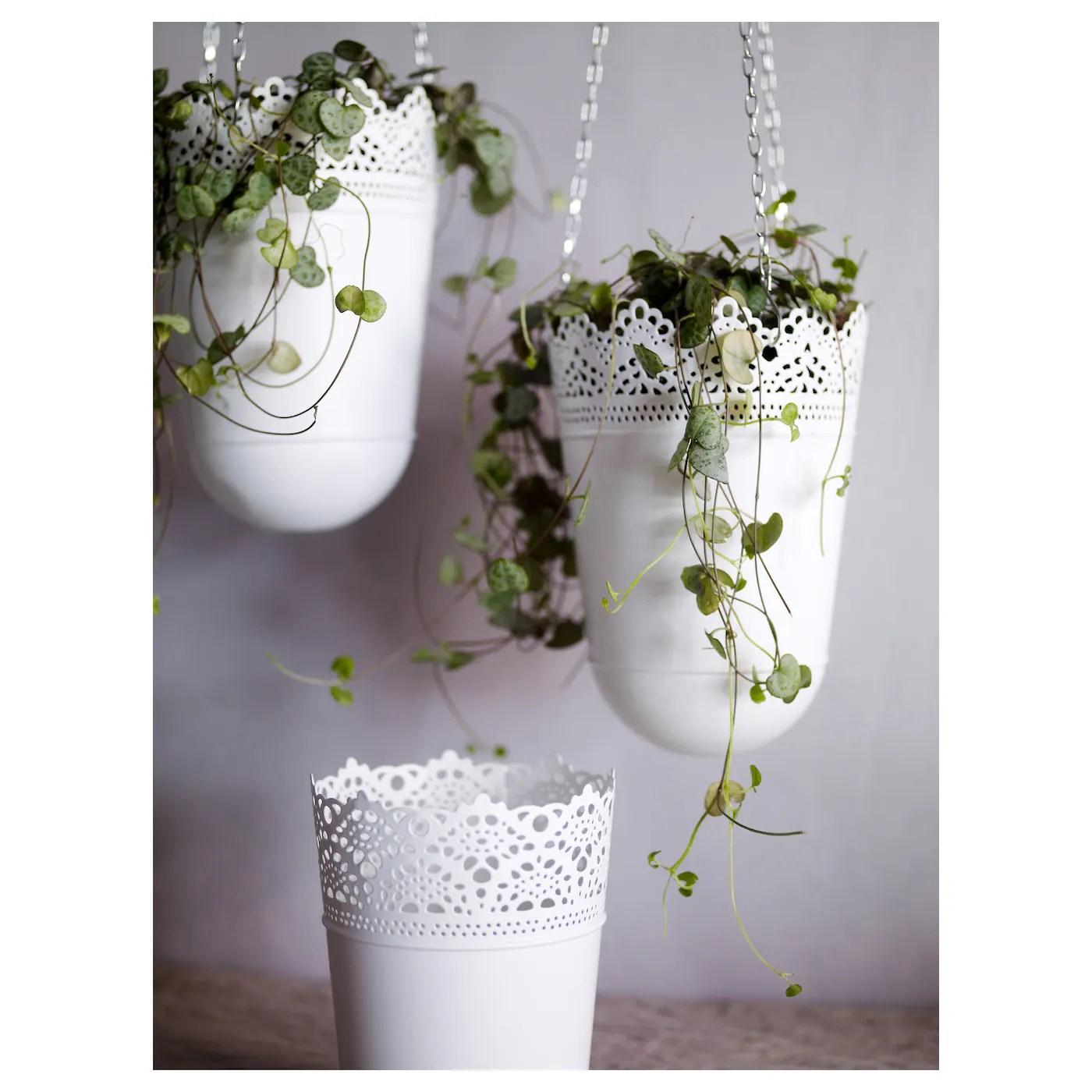Hanging Ikea Herb Pots