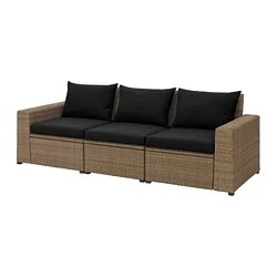 sofas with storage under decorate a sofa table behind couch outdoor garden ikea solleron 3 seat modular practical space the