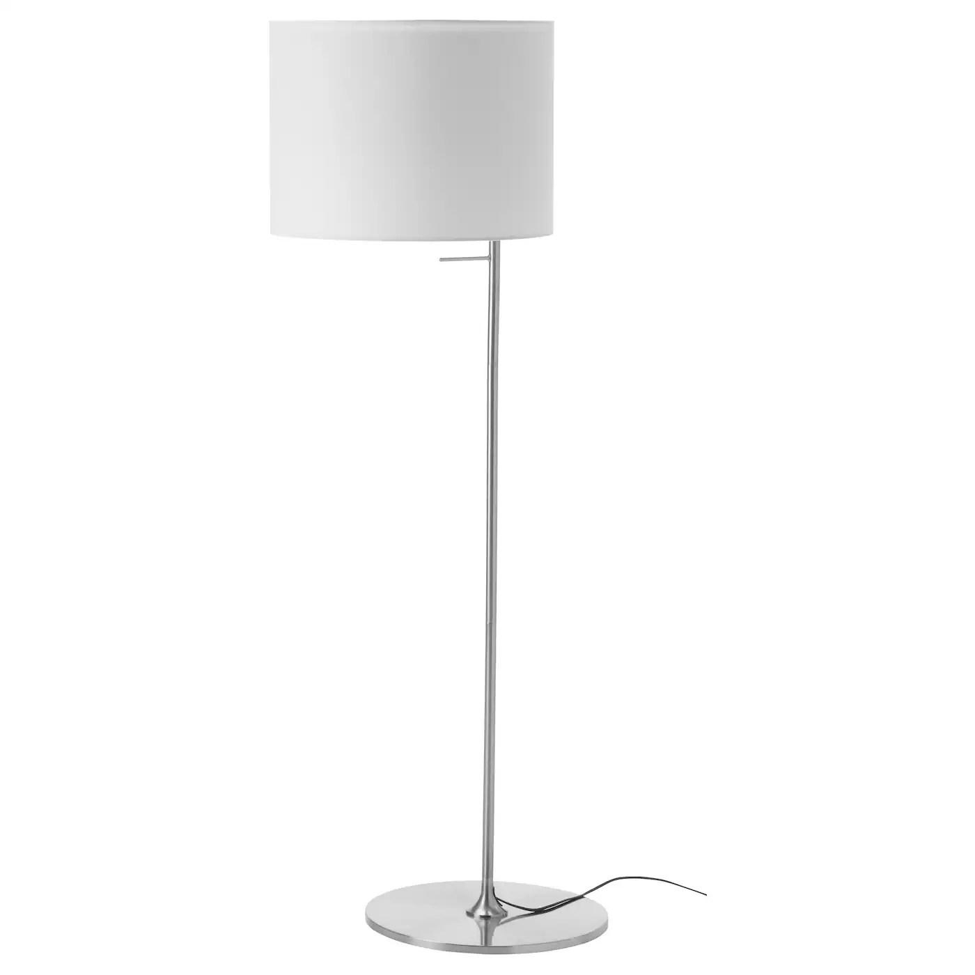 STOCKHOLM Floor lamp White