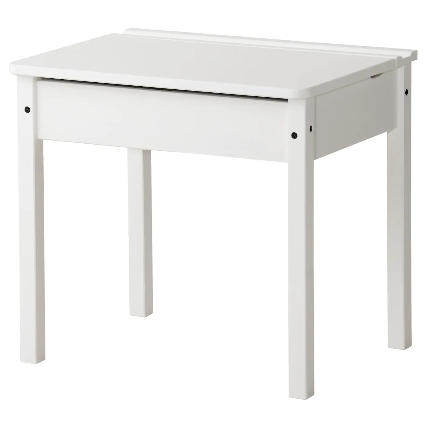 red childrens desk chair cesca replacement seats uk sundvik children 39s white 58 x 45 cm ikea