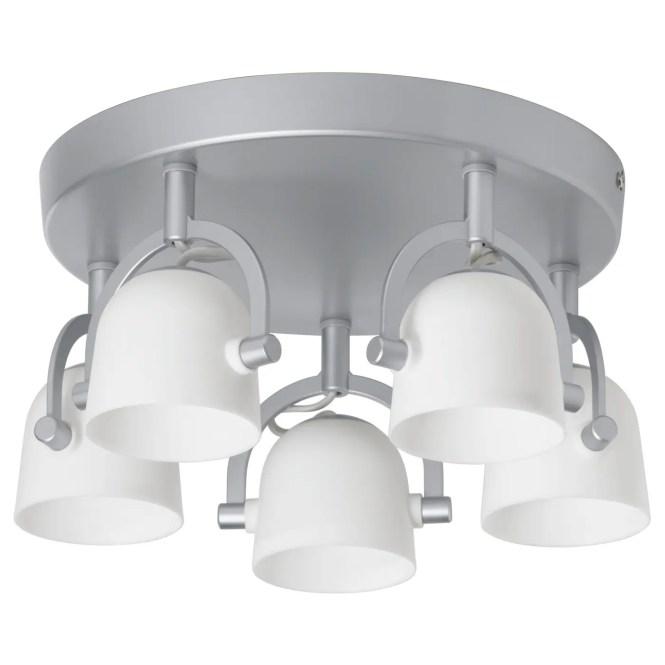 Ikea Svirvel Ceiling Spotlight With 5 Spots