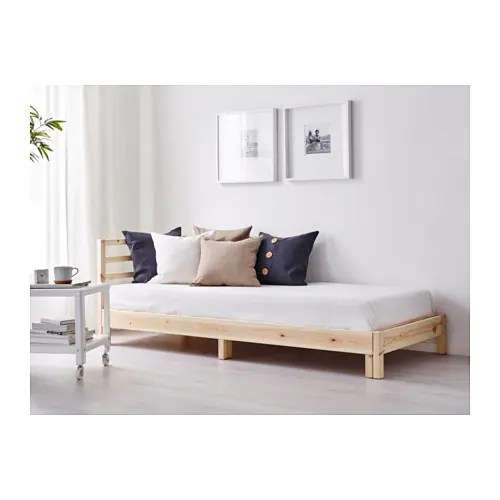 Gb En Products Beds Guest Beds Day Beds Tarva Day Bed Frame Pine Art