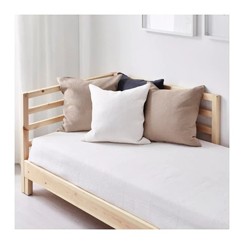 Ikea Tarva Day Bed With 2 Mattresses Two Functions In One Chaise Longue By