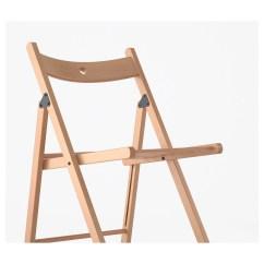 Folding Chair Ikea Modern Lounge And Ottoman Set Terje Beech