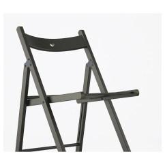 Folding Chair Ikea Nursery Rocking Cushions Uk Terje Black