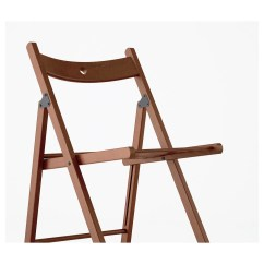 White Folding Chairs Ikea Purple Dining And Table Terje Chair Brown