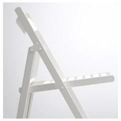 White Folding Chairs Ikea Elderly Chair Alarm Terje