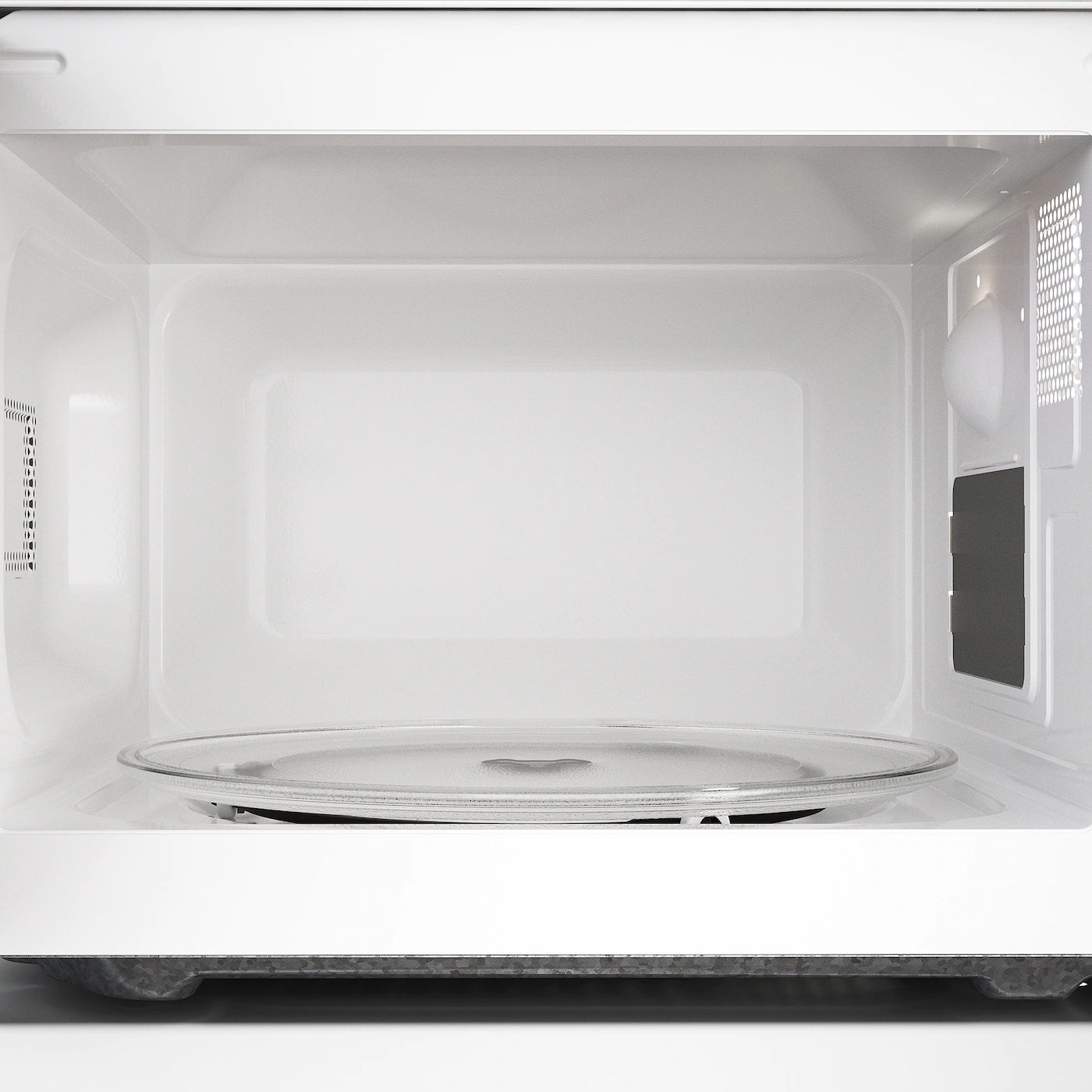 tillreda microwave oven white