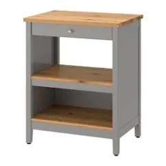 Kitchen Workbench Small Kitchens Designs Islands Work Benches Ikea Tornviken Island Gives You Extra Storage Utility And Space
