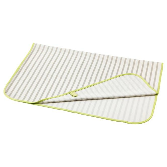 Ikea Tutig Babycare Mat With Waterproof Backing Easy To Keep Clean Machine Washable