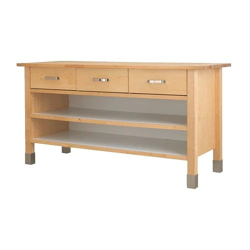 VÄRDE Base cabinet IKEA Free-standing; easy to place and move. Adjustable legs; stands steady on uneven surfaces too.