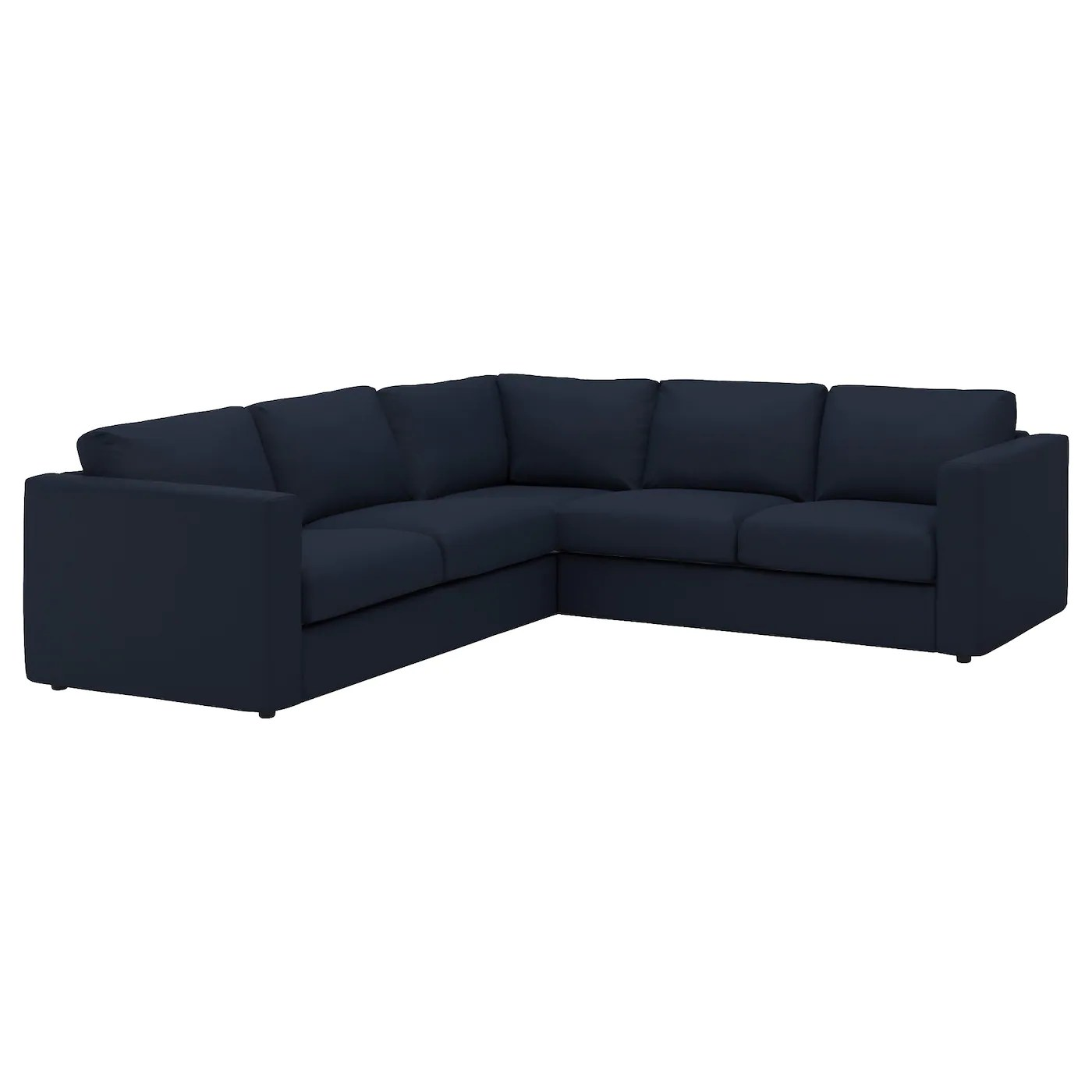 blue striped sofa uk small 2 pc sectional fabric sofas ikea vimle corner 4 seat 10 year guarantee read about the terms
