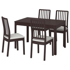 Round Kitchen Table And Chairs Ireland High Back Executive Chair Dining Sets Up To 4 Seats Ikea