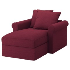 Sofa Chair Cover Futon Bed Covers Ikea Ireland Dublin Gronlid For Chaise Longue