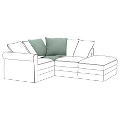 Guineys Dining Chair Covers Stand Test Drawing Sofa Ikea Ireland Dublin Gronlid Cover For Corner Section
