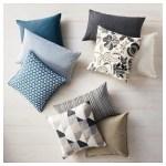 Gurli Cushion Cover White Ikea Ireland
