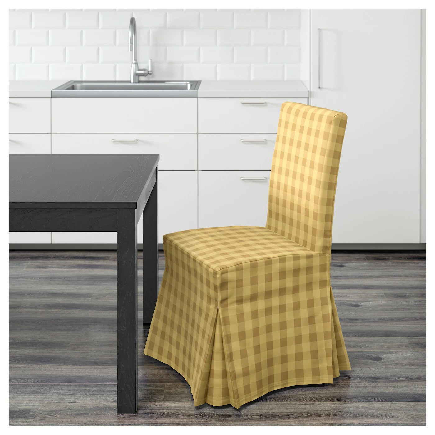 washing ikea chair covers table and rental birmingham al henriksdal with long cover brown black skaftarp