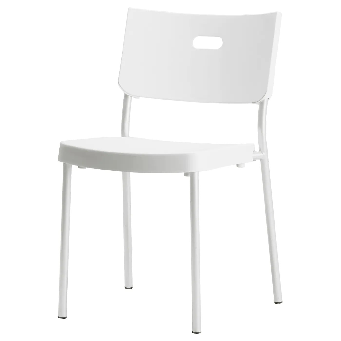 white chair ikea baker palladian dining chairs herman