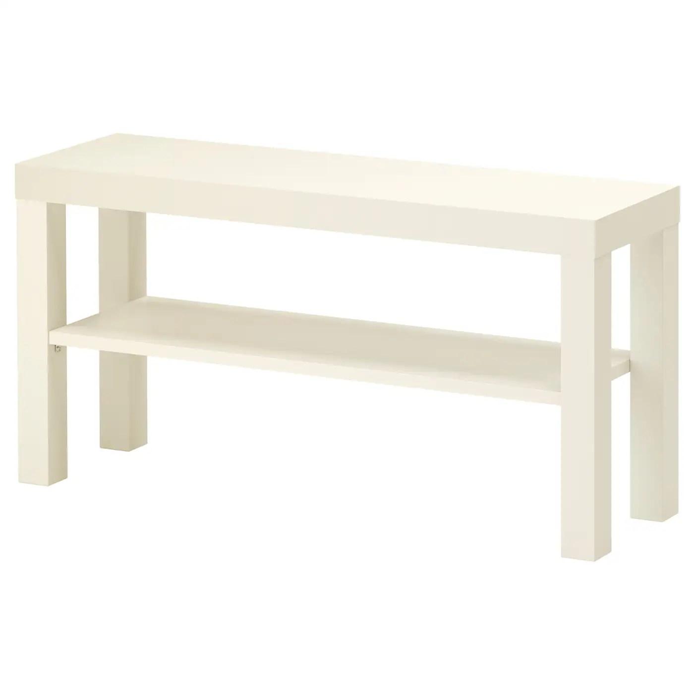 tv chair ikea nada sportbacker lack bench white 90x26 cm