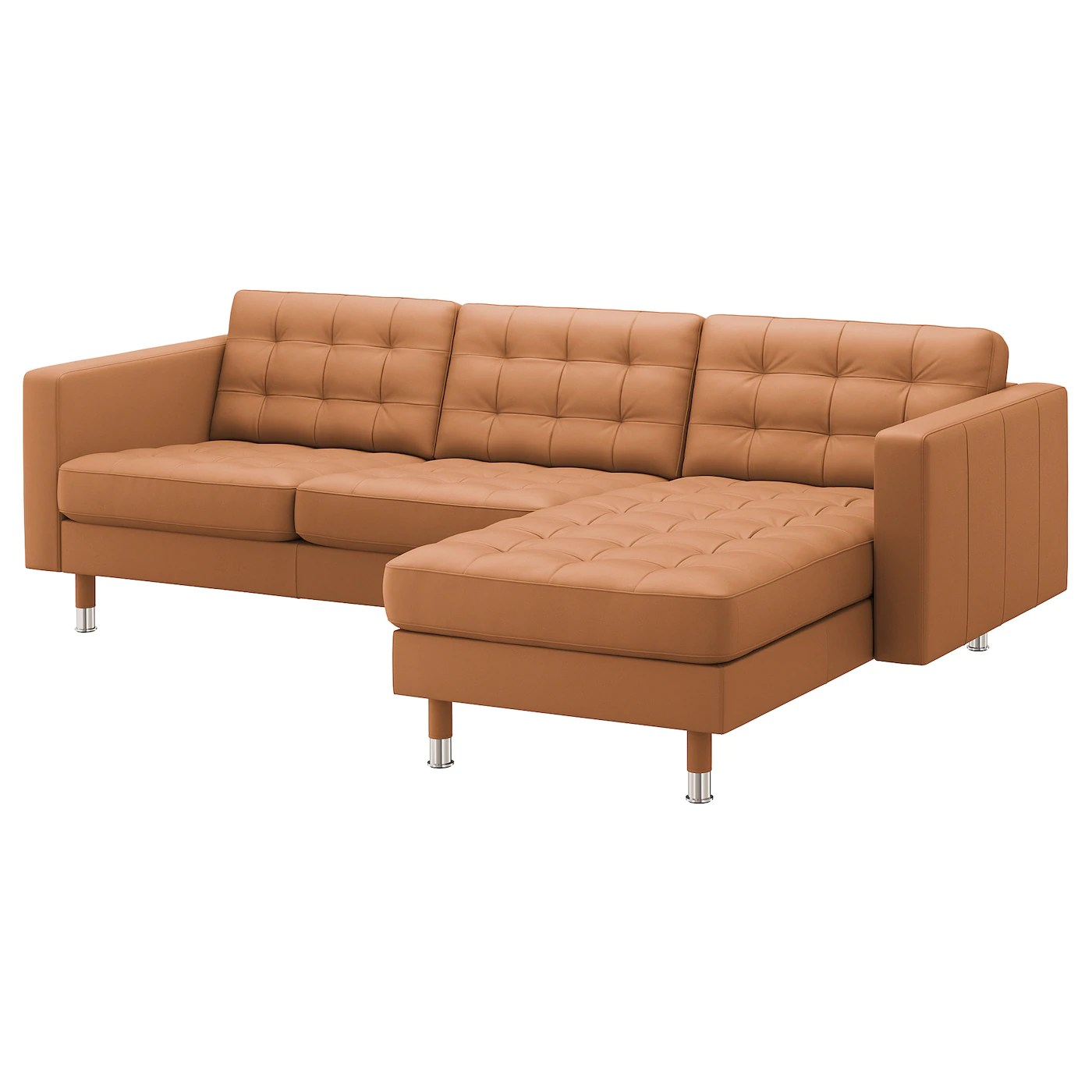 sofa 10 year guarantee jackson sofas landskrona 3 seat with chaise longue grann bomstad